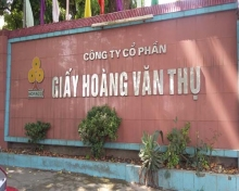 Hoang Van Thu Paper Joint Stock Company celebrated 71 years of establishment.