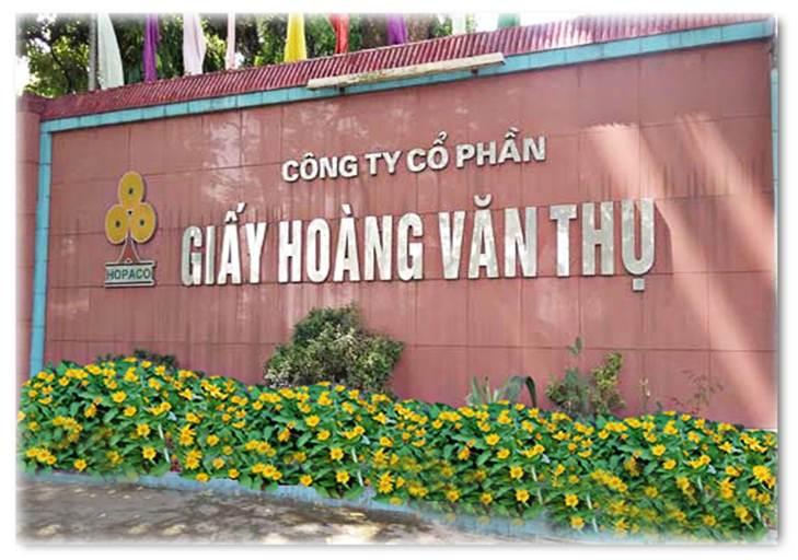 Công ty cổ phần Giấy Hoàng Văn Thụ kỷ niệm 71 năm ngày thành lập
